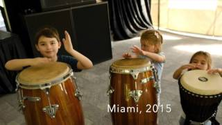 Gabriel Globus-Hoenich, Percussionist and Teaching Artist Photo Reel