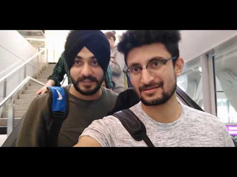 Toronto to Delhi Flight Air Canada