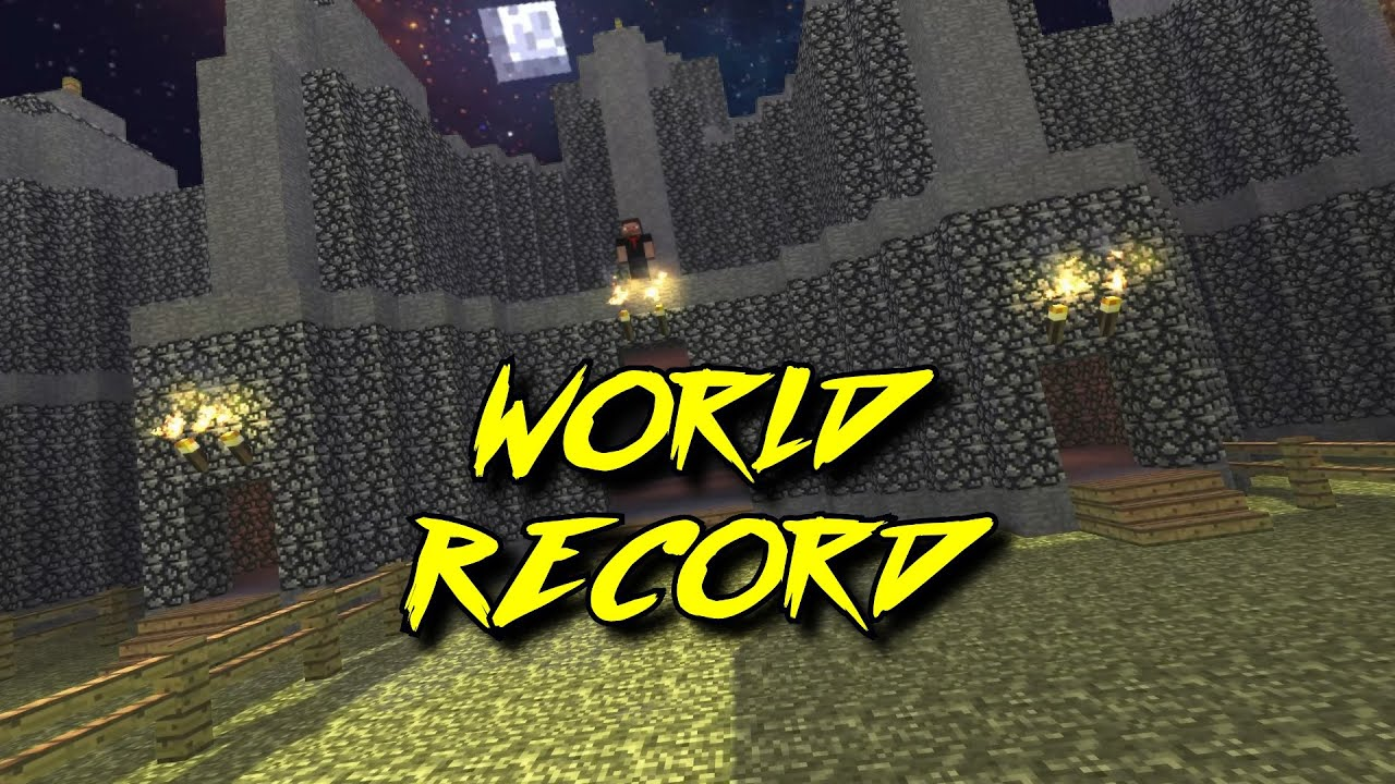MY FIRST WORLD RECORD!