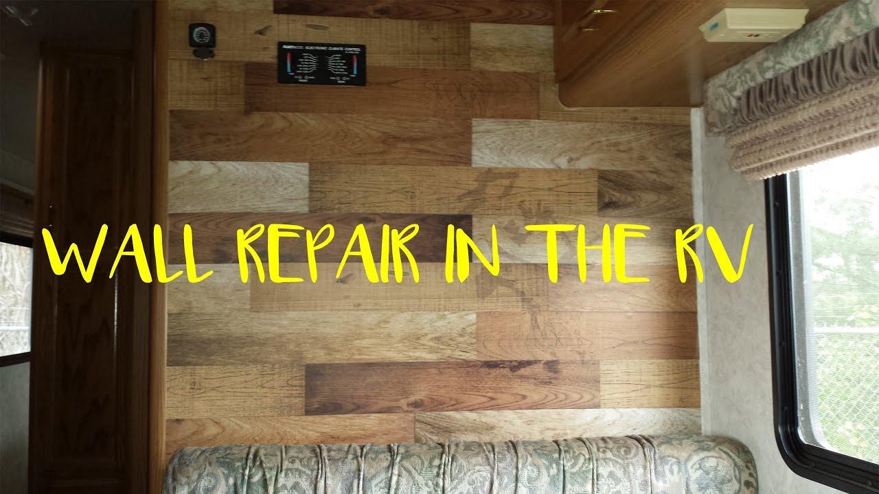 Rv Interior Paneling Repair Decoratingspecial Com