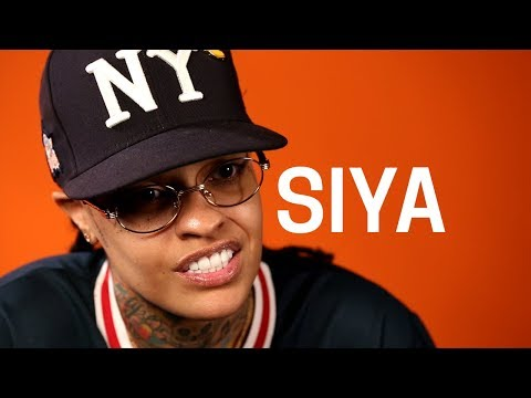 Get To Know SIYA | All Def Music Interviews