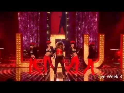 Fleur East - X Factor 2012 - Full Performances