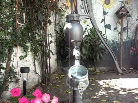 Fuente de agua youtube - Motor de fuente de agua ...