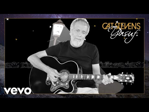 Yusuf / Cat Stevens - Blackness Of The Night (Official Audio)
