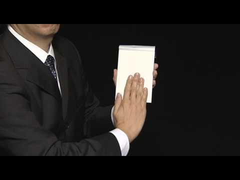 【意凡魔術小舖】Tenyo Magic道具日本天洋原廠2013新製品Magic Memo Pad魔法計算本近距離魔術