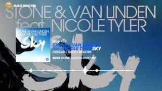Stone & Van Linden feat. Nicole Tyler - Sky (Original Radio Rework)
