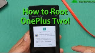 How to Root OnePlus Two!