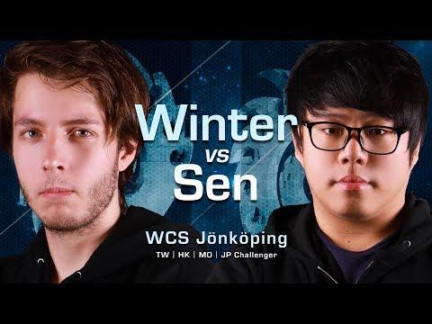 Sen vs Winter | Final | WCS Jönköping