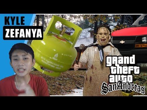 kisah tukang gas – Grand Theft Auto Extreme Indonesia (DYOM #20)