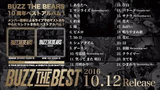 BUZZ THE BEARS - 白銀