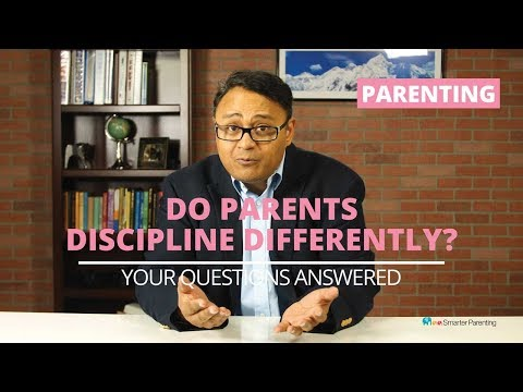 How to proceed When Parents Differ on Discipline Strategies