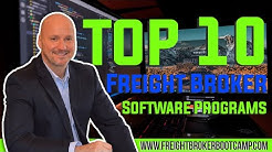 Top 10 Freight Broker Software Programs For 2020