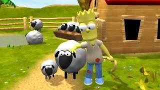The Lost Sheep story 3D