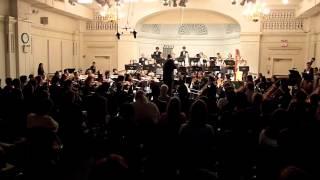 """Brian Adam McCune """"Aquatic Refuge / Infernal Siege"""" (2009) Mannes Symphony Orchestra"""