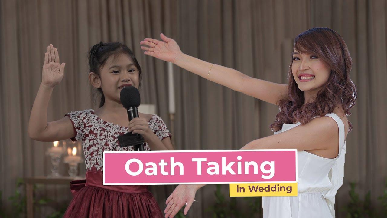 Wedding na may Oath Taking | Event 268