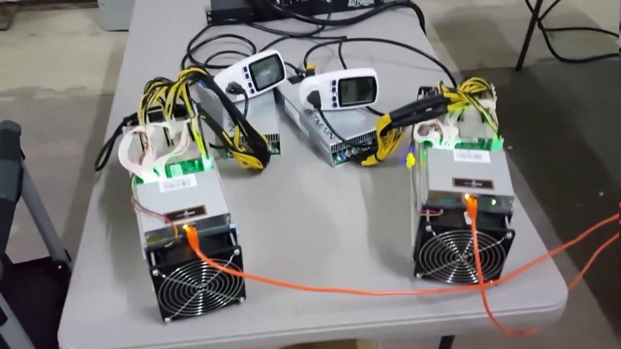 Kết quả hình ảnh cho máy đào bitcoin asic