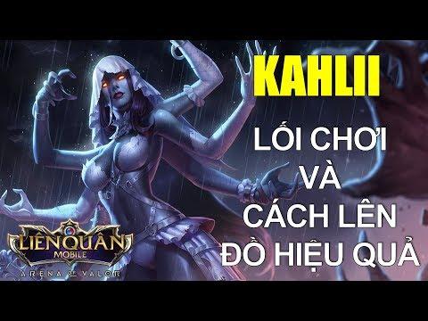 Cô dâu hắc ám KAHLII mùa 5 lên đồ và chơi như thế nào để leo rank hiệu quả phiên bản Tết gắn kết