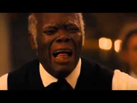 Django Unchained:Stephen Scream - YouTube