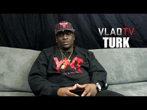 Turk on Past No Limit Beef: That's Between Master P & Birdman