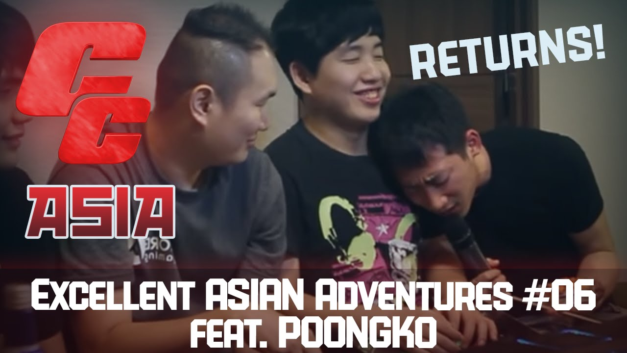 Cross Counter ASIA: Excellent ASIAN Adventures #06 ft. Poongko, Zhi, RZR|Xian, & RZR|Infiltration