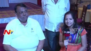 Pocharam Srinivas Reddy Attends Telangana America Telugu Association in New Jersey NTV