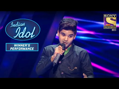 Salmaan Ali के Performance को मिली Standing Ovation! | Indian Idol | Winner's Performance