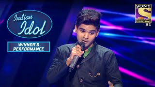 Salmaan Ali के Performance को मिली Standing Ovation! | Indian Idol | Winner's Performance