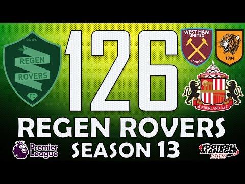 Regen Rovers | #126 Posh Essex Boy | Football Manager 2017 Create-A-Club Career