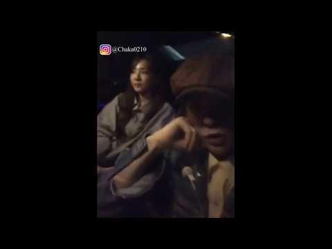 [Quicky] G-Dragon IG Story with Dara,  Manila, 01.09.2017