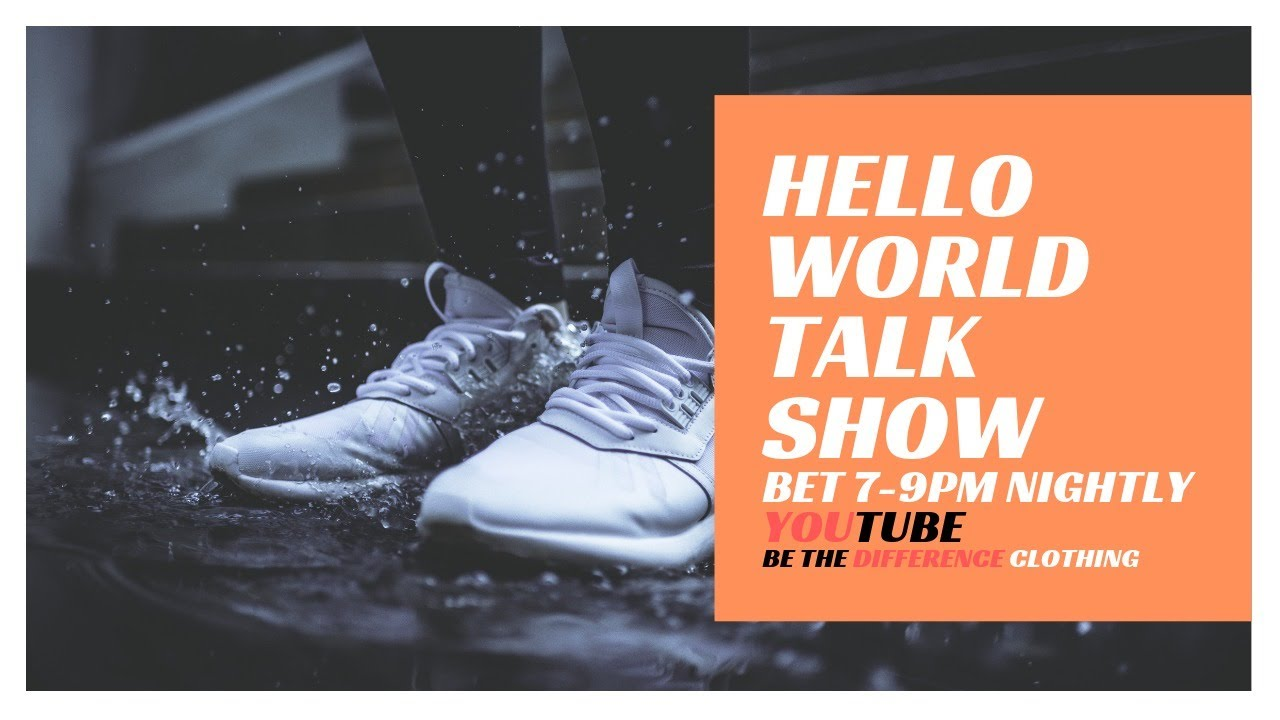 Beat The Jiggle  (Exercise with Me) | Hello World Talk Show: Epi. 497