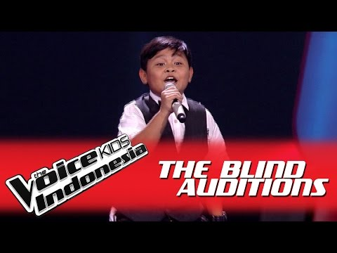 "Bagas ""Wild World"" I The Blind Auditions I The Voice Kids Indonesia GlobalTV 2016"
