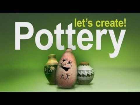 Lets Create! Pottery - создаем горшки на Android ( Review)