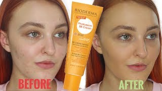 DRUGSTORE BB CREAM Review | Bioderma Photoderm BB cream 50+