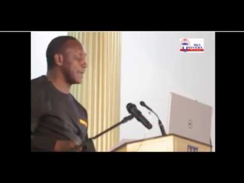 KKY Video Archive (Lecture in Ghana)