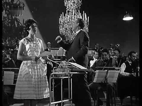 Lolita & Fred Kraus - Träume mit mir 1959