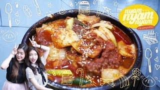Download Video [MUST TRY!] Korean Food Part.1 - NyamNyamNyam - Ep 8 MP3 3GP MP4