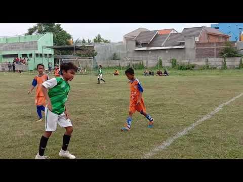 Turnamen Piala Ssb SFF KU-2009, SURYANAGA Galing VS SFF B 4-0 Babak Perempat Final