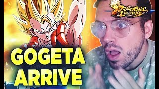 GOGETA OFFICIELEMENT ANNONCE!! HYPE| DRAGON BALL LEGENDS FR