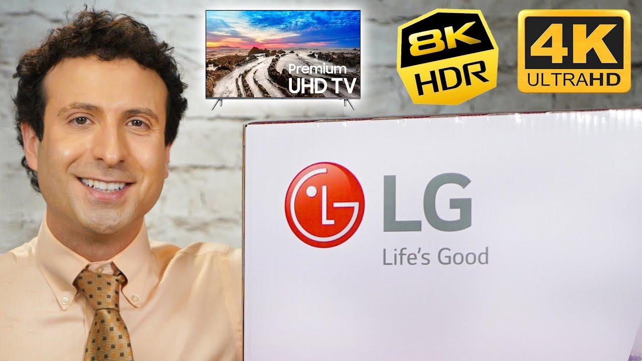 e5083b48a60 Best 4K   8K TV Deals of 2018 - YouTube
