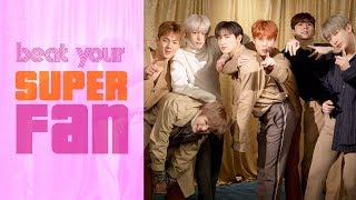 She's Too Fast for MONSTA X! | Beat Your Superfan