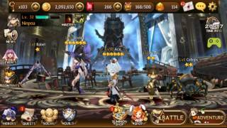 Seven Knights Farming Guide for beginners/intermediates