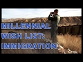 Should Immigration Law Matter? - The Millennial Report