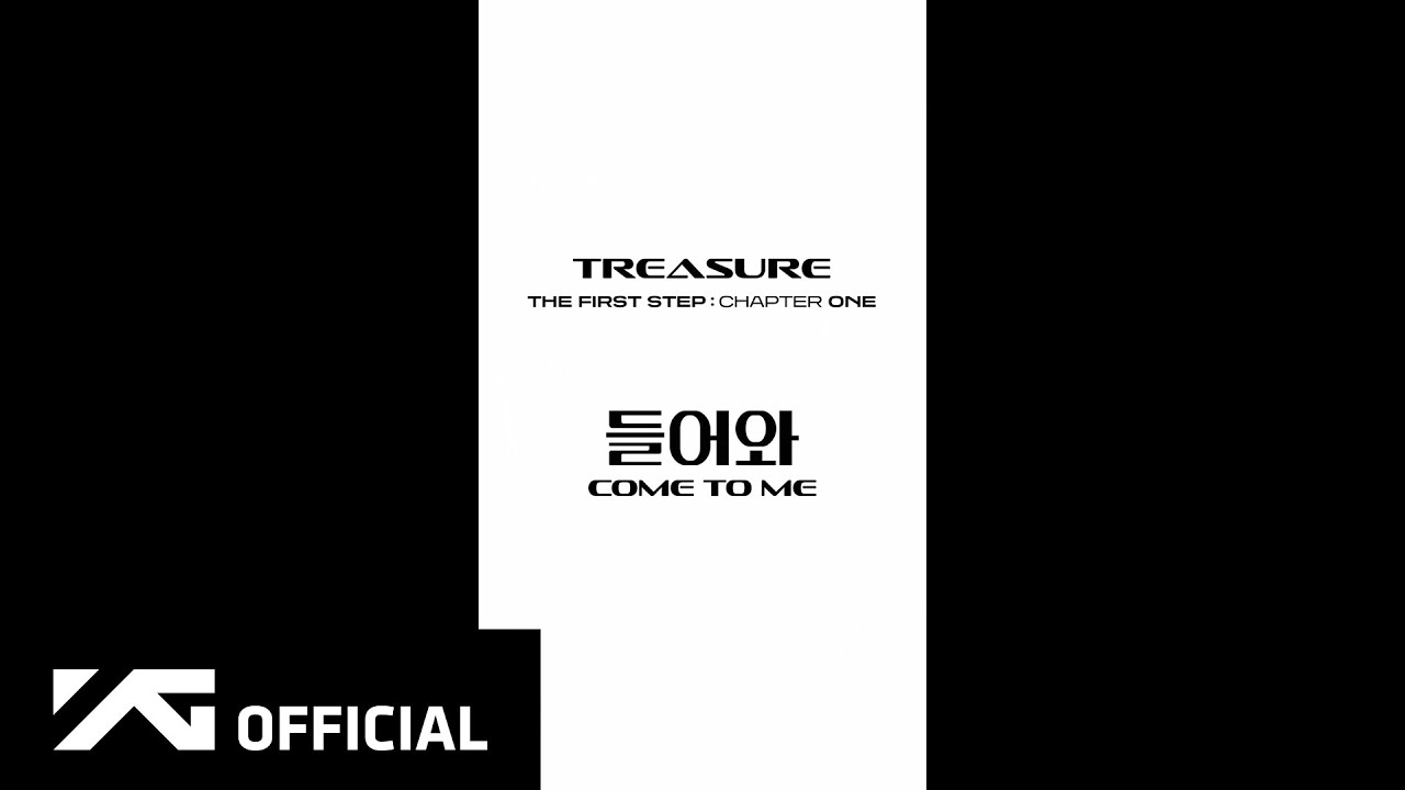 TREASURE - '들어와 (COME TO ME)' MOTION TEASER