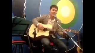 Để gió cuốn đi guitar cover by Vũ oVer