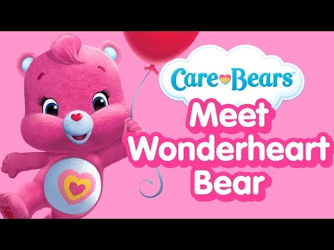 Care Bears | Meet Wonderheart Bear!