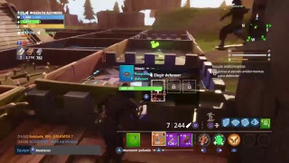 FORTNITE SAVE THE WORLD WITH AJV 2