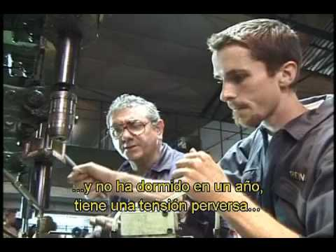The Machinist(2004) - Breaking All the Rules (sub panish)
