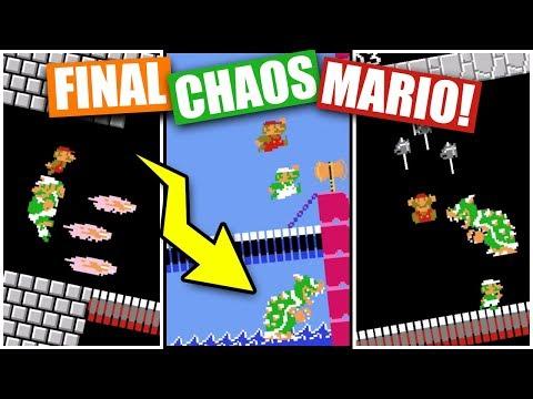 The FINAL CHAOS MARIO | Super Mario Bros. Chaos Edition