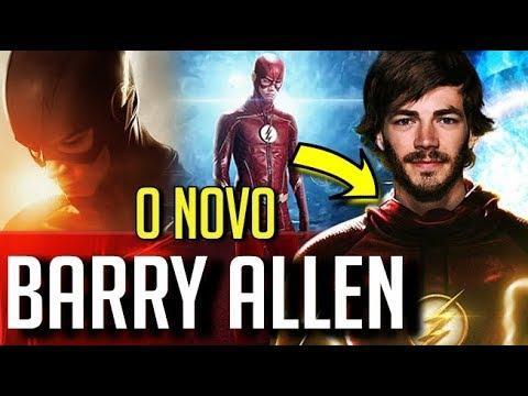 O NOVO BARRY ALLEN || THE FLASH 4ª TEMPORADA