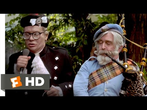 Rod Stewart With Bagpipes - So I Married an Axe Murderer (6/8) Movie CLIP (1993) HD